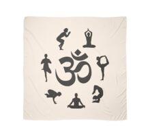 Yoga Om Scarf