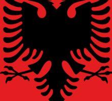 Albania Flag - Albanian Football T-Shirt Sticker Duvet Sticker