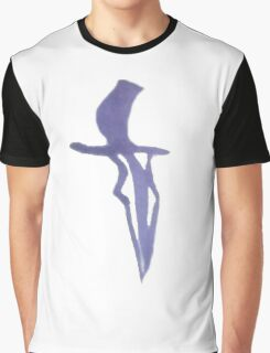 ink sword Graphic T-Shirt
