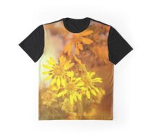 Through The Smoked Glass Graphic T-Shirt