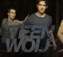Teen Wolf S02 Sticker
