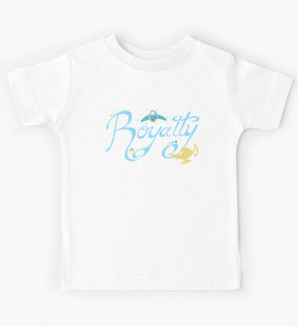 Royalty - Show you the world Kids Tee