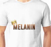 Melanin Queen Unisex T-Shirt