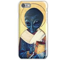 St. Alien iPhone Case/Skin