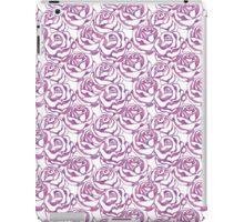 Pink rose iPad Case/Skin