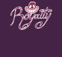 Royalty - Grin Womens Fitted T-Shirt