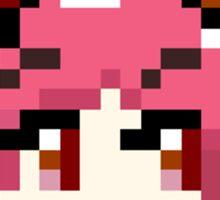 Pixel Komachi Onozuka Sticker