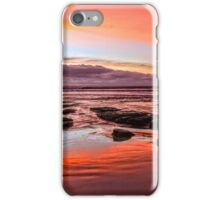 Speccy sunset  iPhone Case/Skin