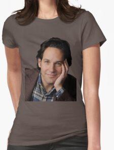 Paul Rudd Womens Fitted T-Shirt