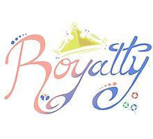 Royalty - Aurora Photographic Print