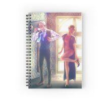 Routine Spiral Notebook
