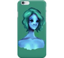 Lily of the water iPhone Case/Skin