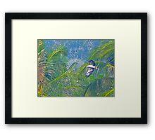 FLIGHT & MOTION Framed Print