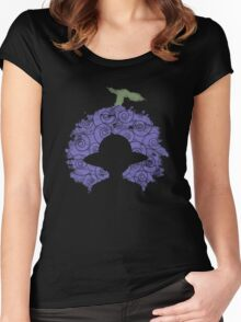 Gum-Gum Fruit Women's Fitted Scoop T-Shirt