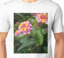 Flowery Filled Fun Unisex T-Shirt