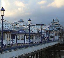 Eastbourne Pier by karina5