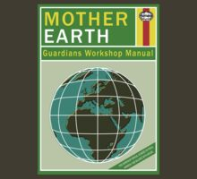Mother Earth by blackiguana