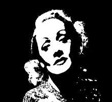 Marlene Dietrich In Sequins by Museenglish