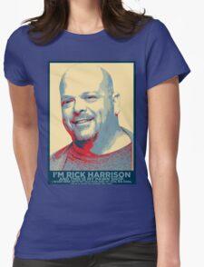 I'm Rick Harrison Womens Fitted T-Shirt