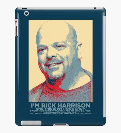 I'm Rick Harrison iPad Case/Skin