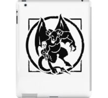 Orcus (dungeons and dragons) iPad Case/Skin