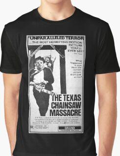 The Texas Chainsaw Massacre Graphic T-Shirt