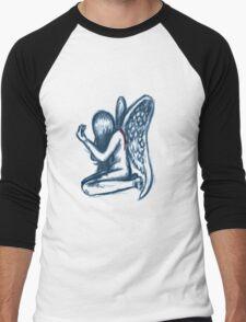 A Sad Time Men's Baseball ¾ T-Shirt