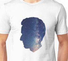 Doctor Who: Twelfth Doctor Peter Capaldi Galaxy Bust Unisex T-Shirt
