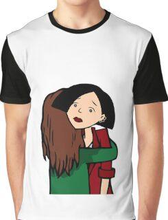 Daria and Jane design Graphic T-Shirt