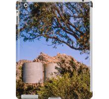 Water Tanks iPad Case/Skin
