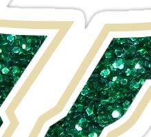 USF Glitter Bull  Sticker