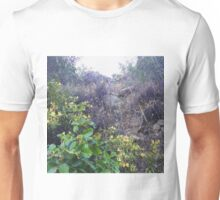 Hillside Flowers Unisex T-Shirt