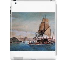 Durban, South Africa 1906 iPad Case/Skin
