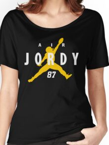 Air Jordy - Green Bay Packers Jordy Nelson Women's Relaxed Fit T-Shirt