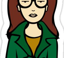 Daria - Quotes Sticker