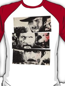 the good,the bad,and the ugly T-Shirt