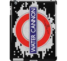 Water Cannon iPad Case/Skin