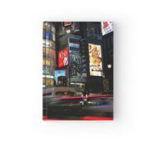 Big City Lights - Life on Ginza Street, Tokyo Hardcover Journal