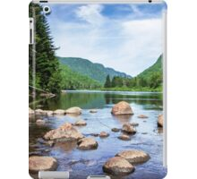 Jacques Cartier River iPad Case/Skin