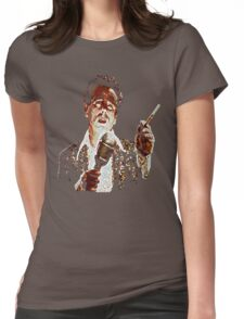 In Dreams Womens Fitted T-Shirt