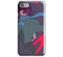 Red Shadow iPhone Case/Skin