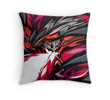 Yveltal | Oblivion Wing Throw Pillow