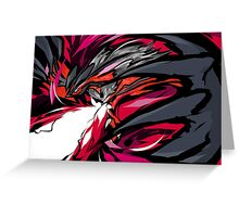 Yveltal | Oblivion Wing Greeting Card
