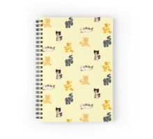 Kitty Cat Misc. Products Spiral Notebook