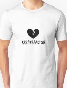 XXXTENTACION HEARTBREAK MERCH FREE X Unisex T-Shirt