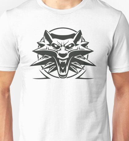 The Witcher Black Unisex T-Shirt
