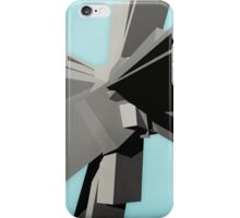 Abstract Rectangular Slabs iPhone Case/Skin