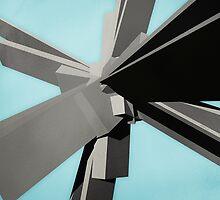 Abstract Rectangular Slabs by perkinsdesigns