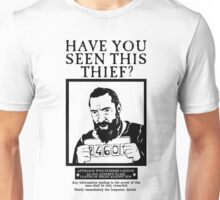 Jean Valblack Unisex T-Shirt