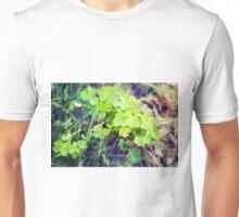 Trefoil leafs Unisex T-Shirt